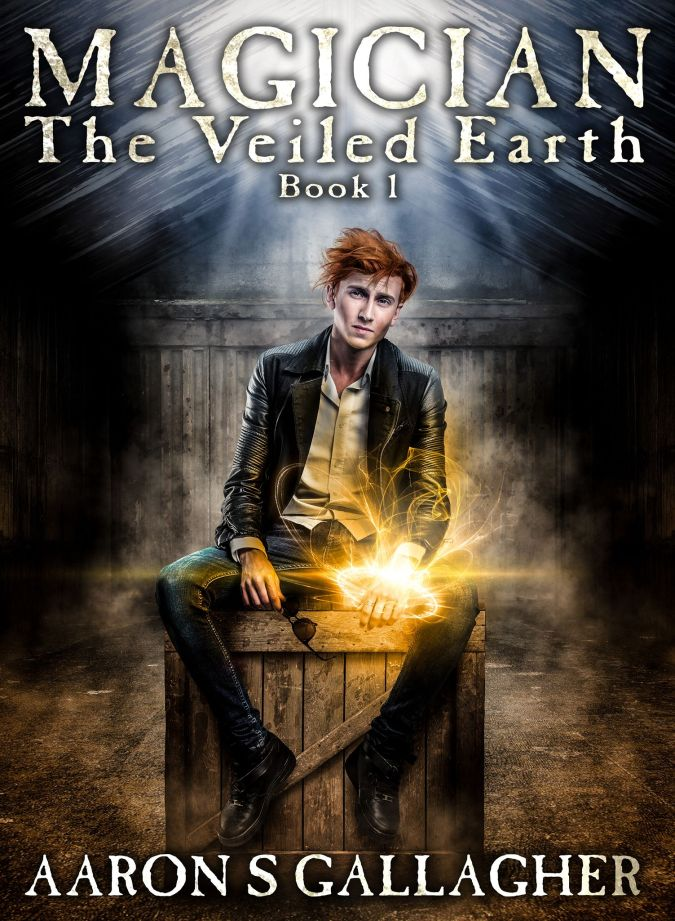 The Veiled Earth 1 - Magician